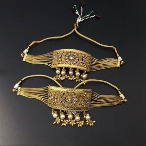 Arm bracelet pair - brand new